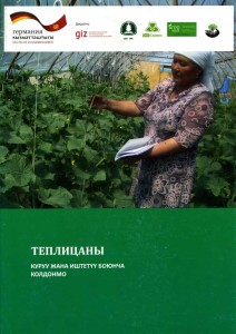 Manual on greenhouse construction and maintenance