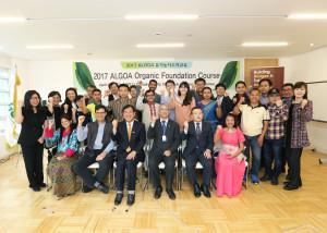 아시아유기농지도자교육7